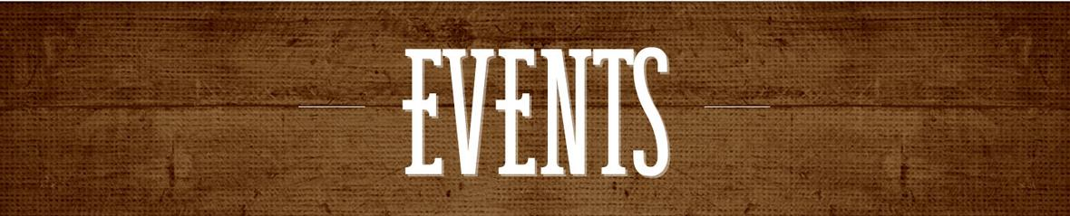 Banner for the Events page for Rochester Historical Preservation Society